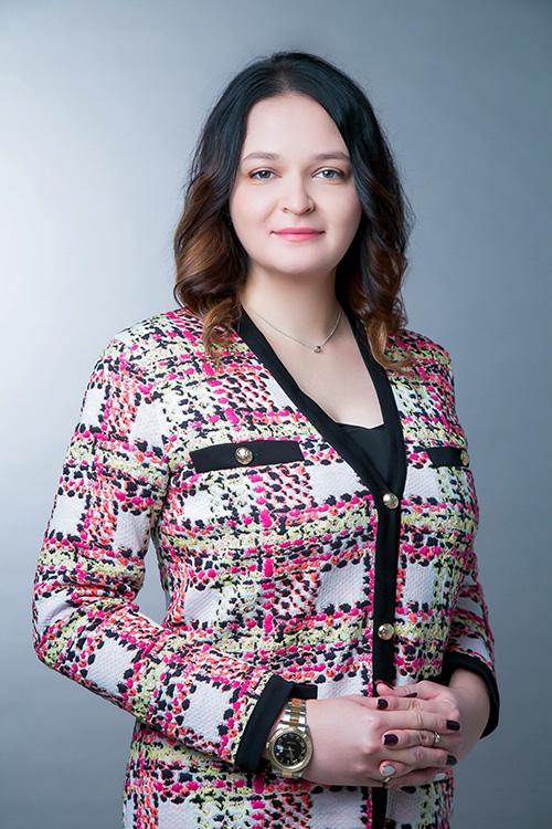 Сорокина Кристина